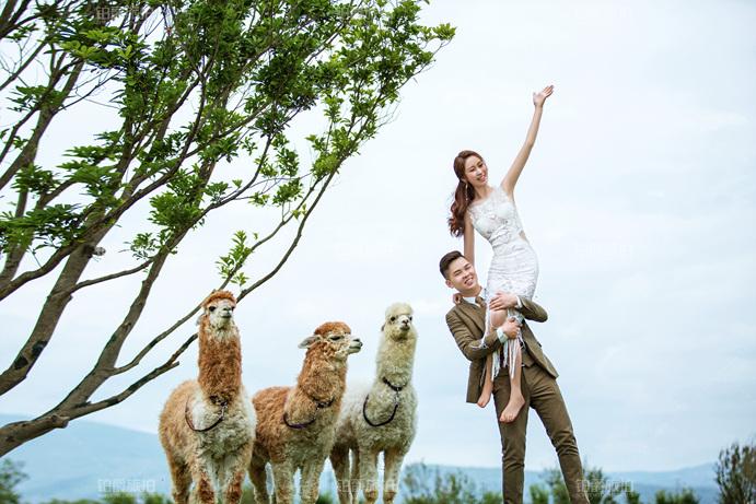 拍婚纱照前的小细节要注意 大理伯爵婚纱摄影攻略