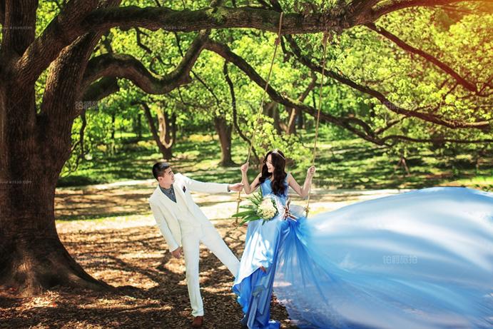 杭州婚纱摄影攻略 杭州什么时候最热几时去最好