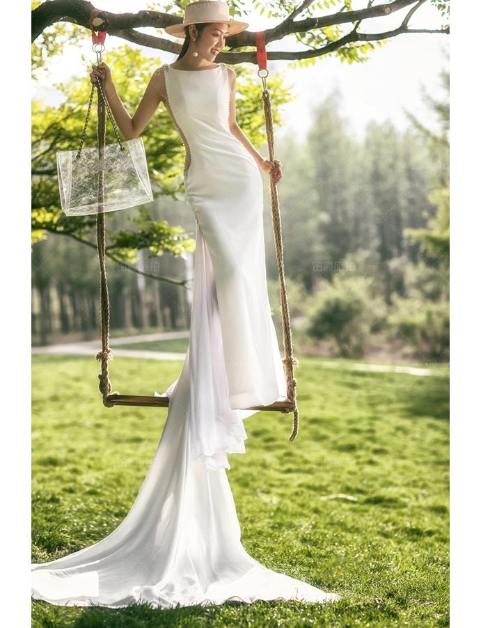 婚纱摄影排行榜介绍 拍婚纱照的时候不会笑怎么办