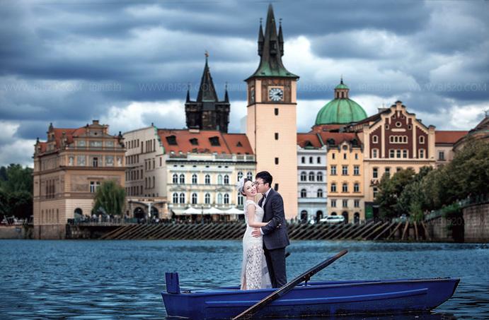 青岛婚纱摄影排行介绍 短发新娘如何拍婚纱照