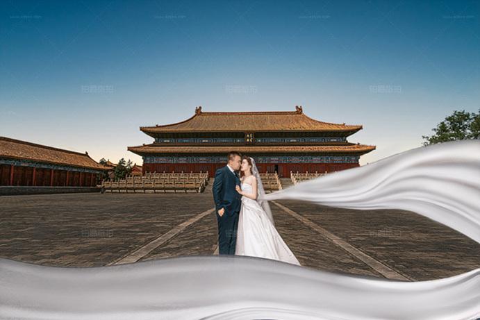 北京旅拍婚纱照选铂爵不后悔