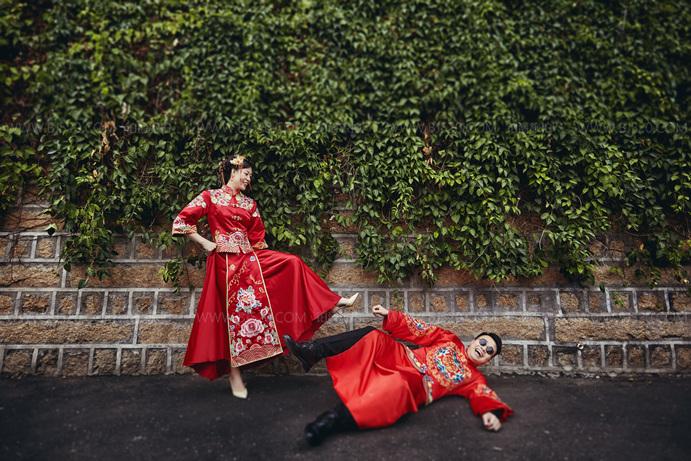 古装婚纱照有哪些风格 古风婚纱摄影