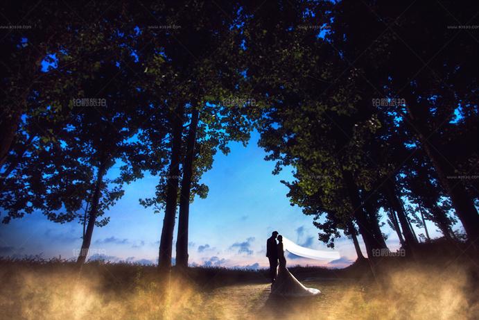 青岛哪些地方适合拍婚纱照 青岛婚纱摄影哪里好