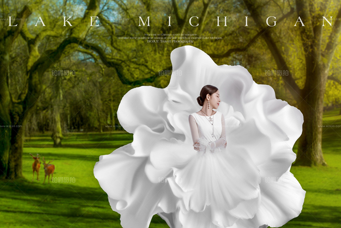大理婚纱摄影价格如何 大理拍一组婚纱照多少钱