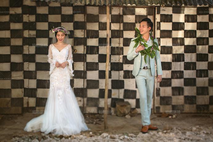 幸福巴厘岛婚纱照之旅
