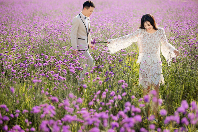 铂爵旅拍大理婚纱照之行带给我们的幸福体验