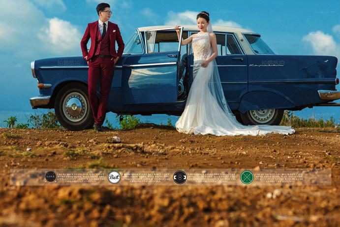 巴厘岛婚纱照风情之旅