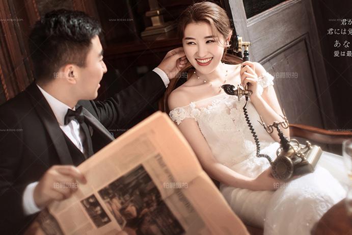 拍婚纱照度蜜月要选择什么时候 青岛婚纱摄影攻略