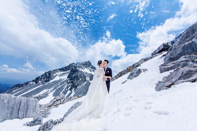 青岛婚纱照攻略介绍 拍婚纱照怎么融入氛围?