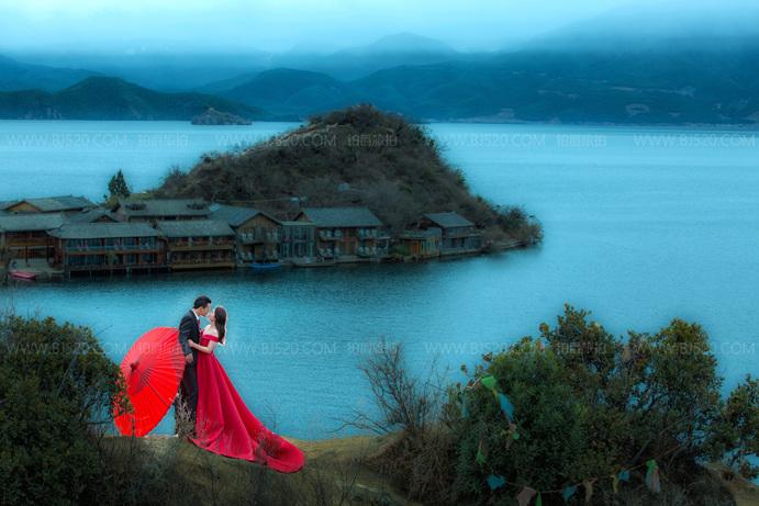 海景婚纱摄影_三亚海景婚纱摄影图片