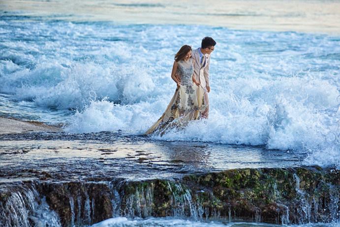 风情巴厘岛婚纱照拍摄之旅