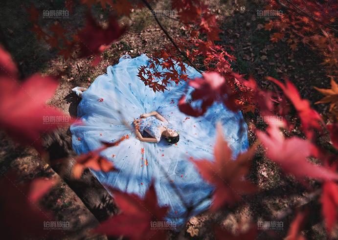 昆明哪里适合拍婚纱照 婚纱摄影哪家好