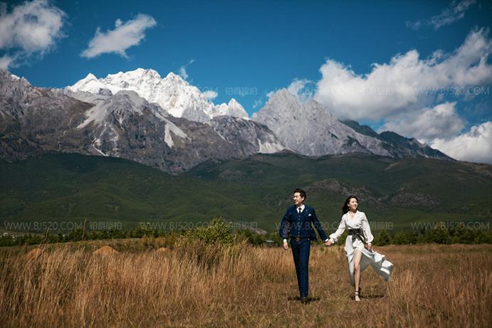 梦幻风格婚纱照怎么拍摄 北京婚纱照注意事项