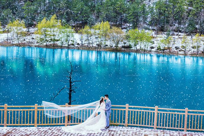 订婚纱照需要注意什么 杭州婚纱摄影攻略
