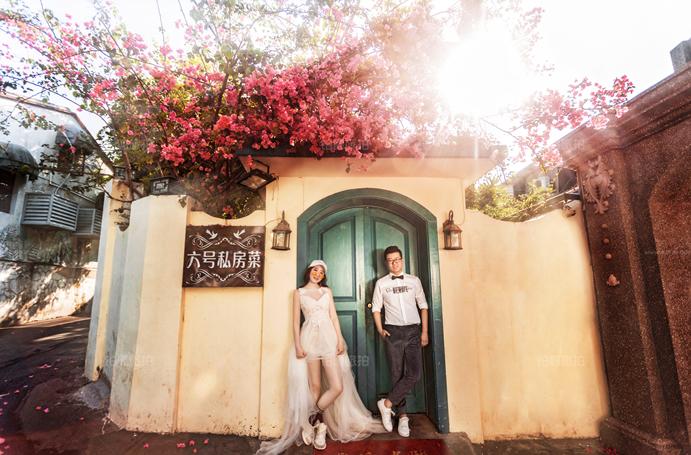 去大理拍婚纱照流程 婚纱摄影攻略
