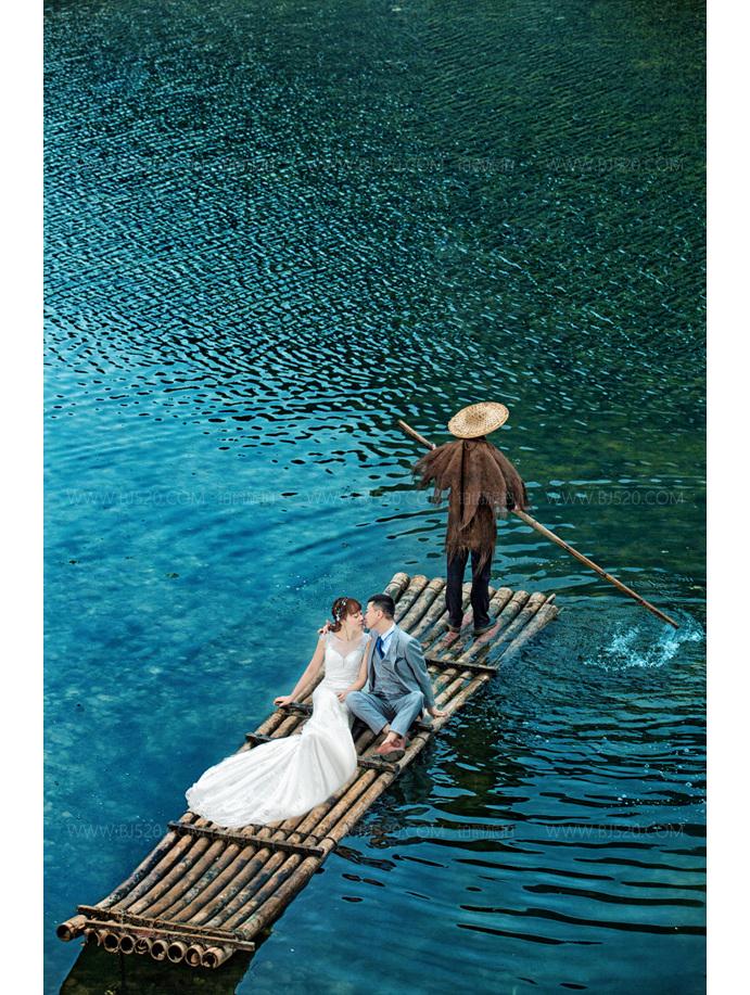 桂林拍婚纱照的好地方 这些地点山水都很美
