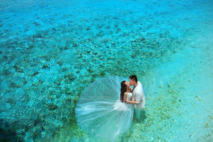 马尔代夫拍婚纱照注意事项 不注意小心被罚款