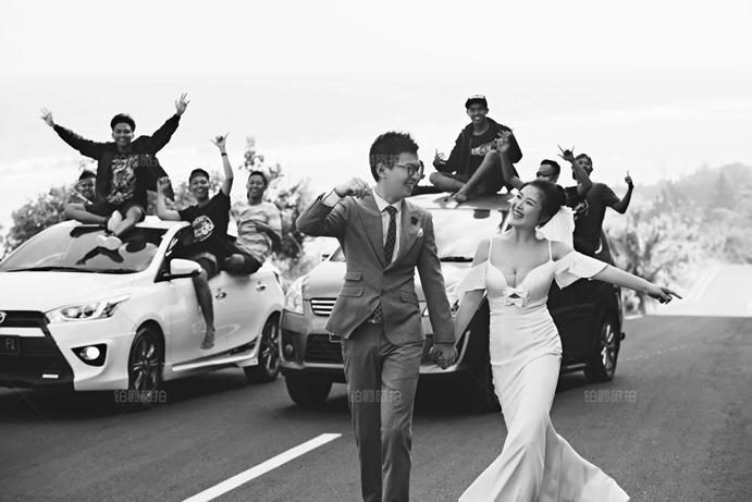 韩式婚纱照该怎么拍 日本婚纱摄影攻略