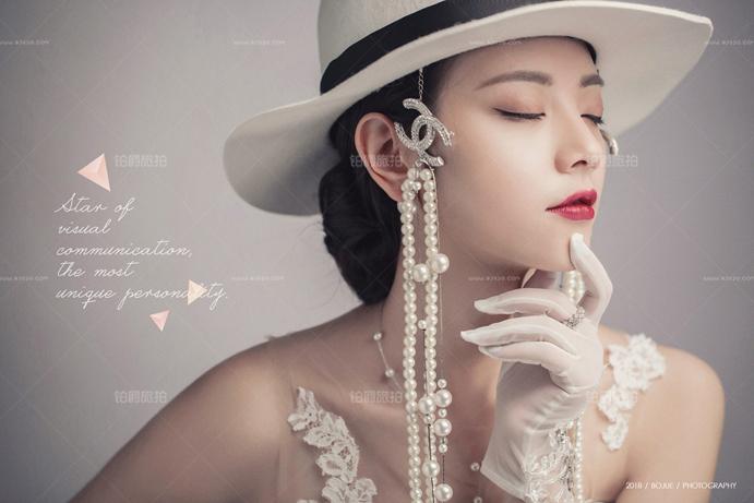 拍婚纱照表情介绍 多种表情多种风格搭配