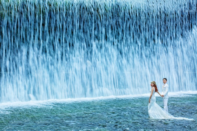 巴厘岛铂爵旅拍婚纱照日志