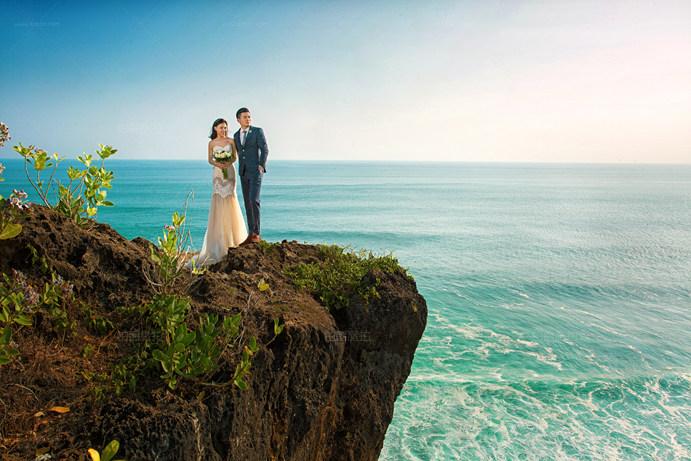 铂爵旅拍巴厘岛婚纱照之行