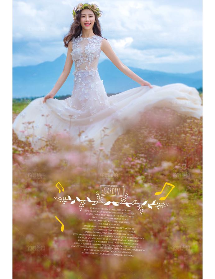 青岛旅拍婚纱照地点介绍 青岛婚纱摄影攻略