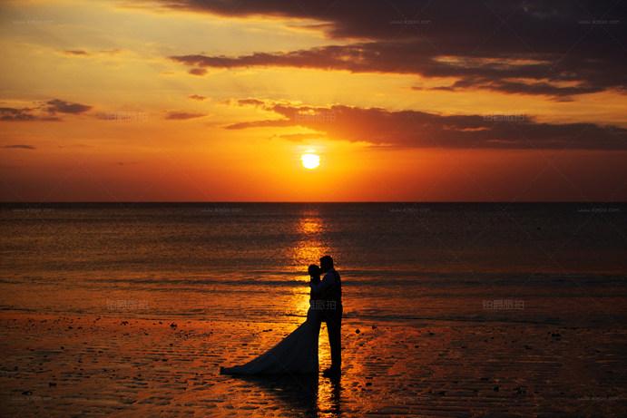 巴厘岛铂爵旅拍婚纱照定格我们的美好