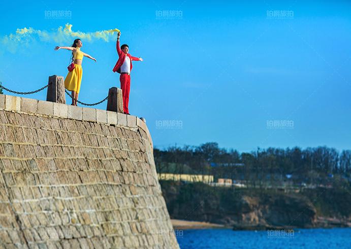 青岛旅拍婚纱照景点有哪些?