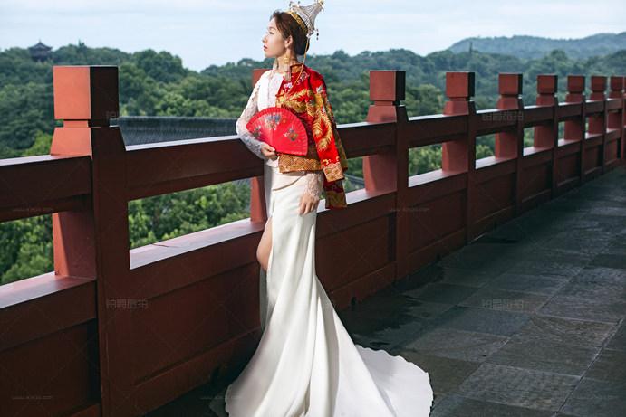 杭州铂爵旅拍蜜月时光