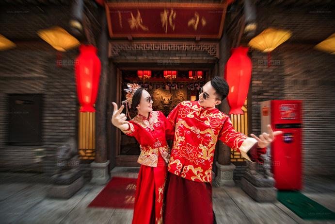 桂林蜜月旅拍好时光