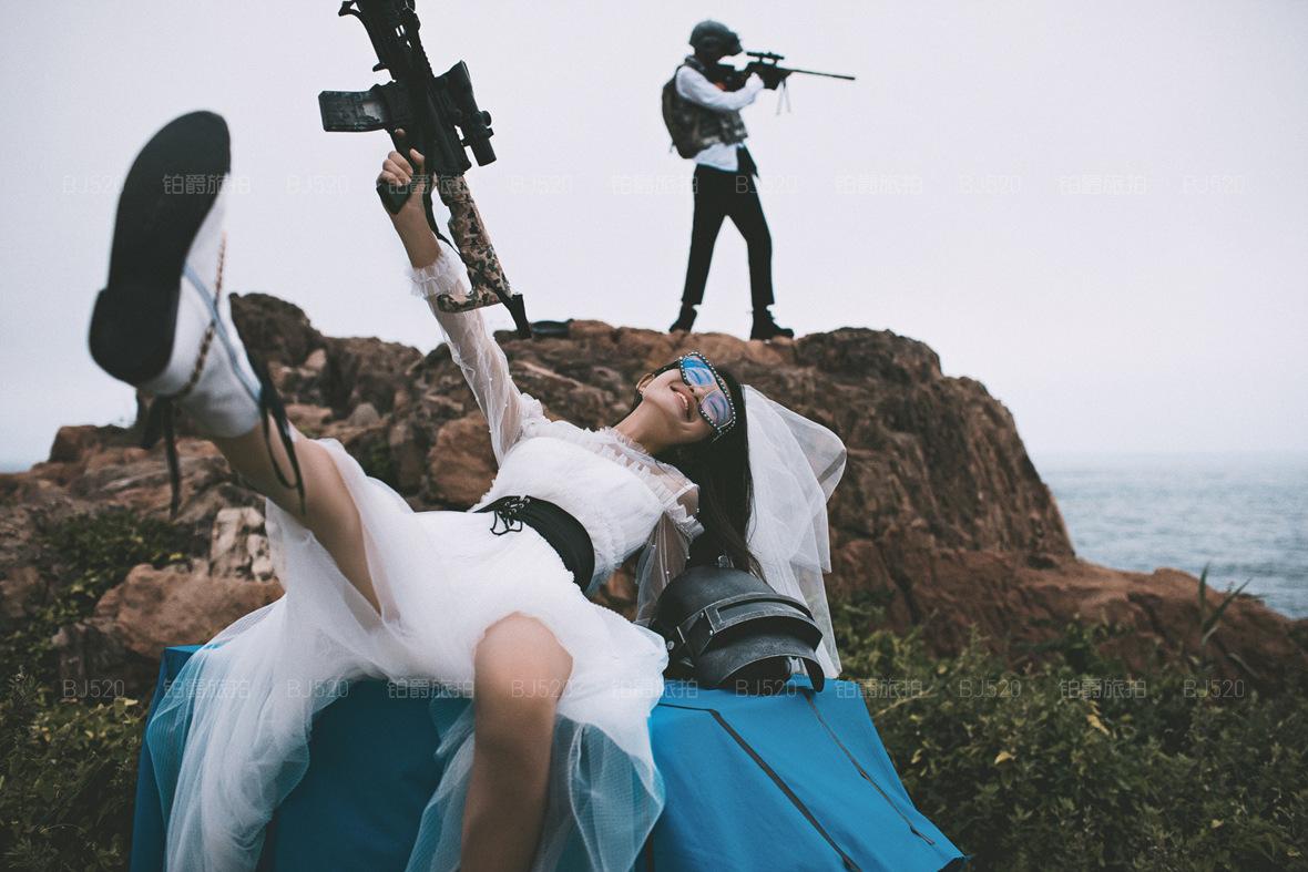青岛婚纱摄影哪家好?选择排行前十的对吗?