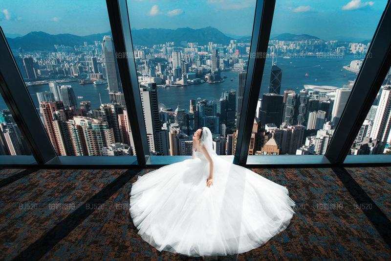 深圳旅拍婚纱照 一场自由自在的恩爱之旅