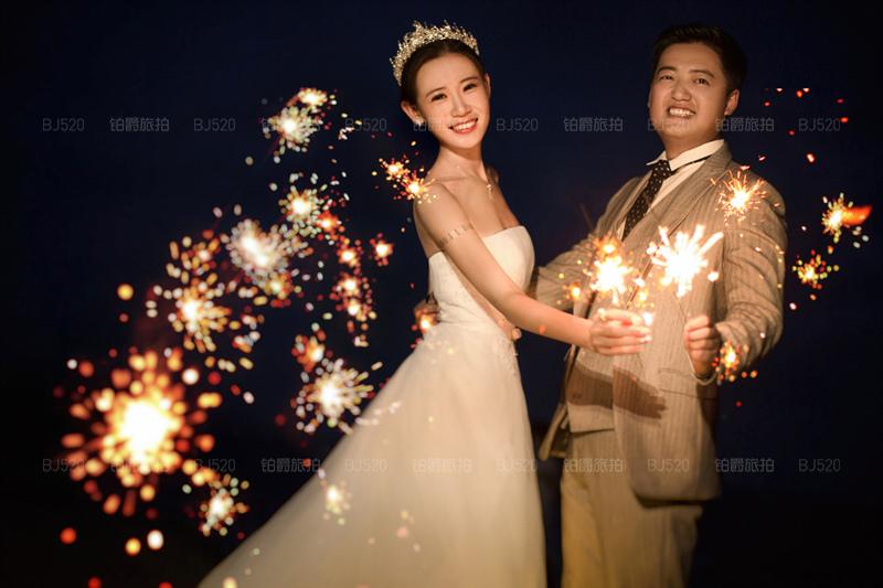三亚旅拍婚纱照 充满幸福味道的蜜月之行