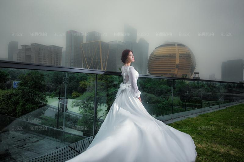 杭州旅拍婚纱摄影 一生难忘的记忆