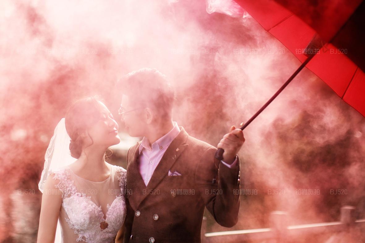 要结婚了拍婚纱照有什么意义吗?