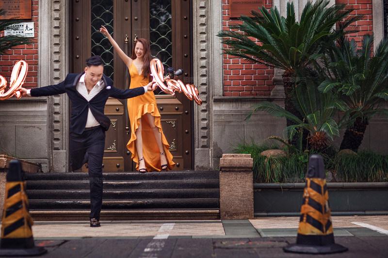 非常值得的杭州旅拍婚纱照蜜月之行