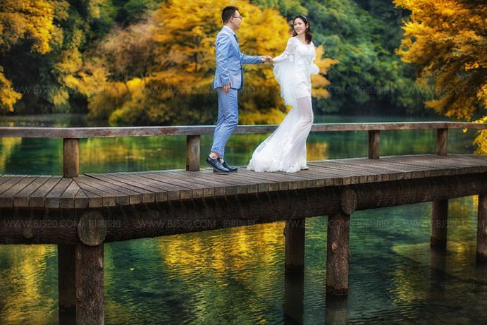 夏天拍婚纱照可以选择哪些景点?