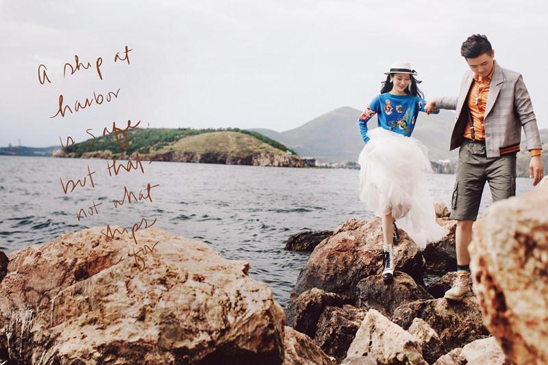 选择好的婚纱摄影团队就能拥有不一样的婚纱照拍摄体验