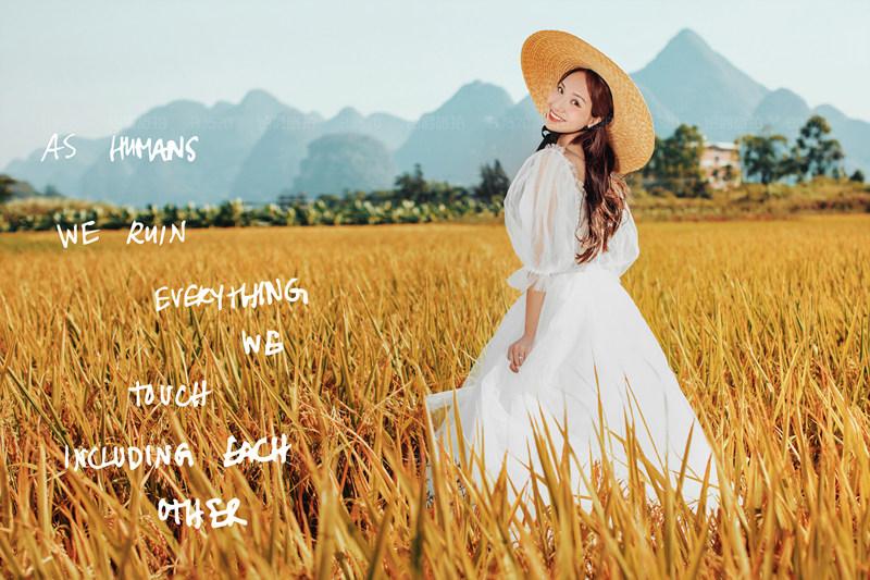 桂林旅拍婚纱照的难忘体验