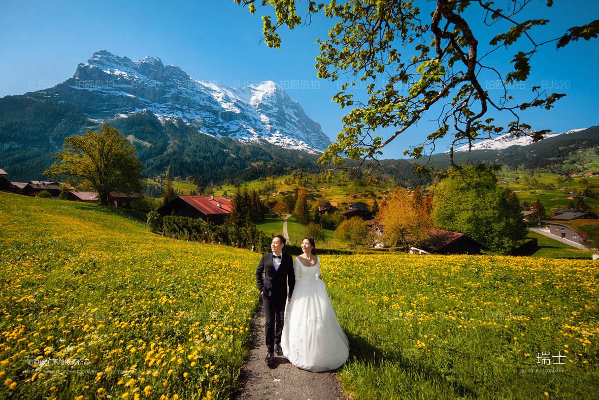 婚纱摄影套餐都包含哪些服务?