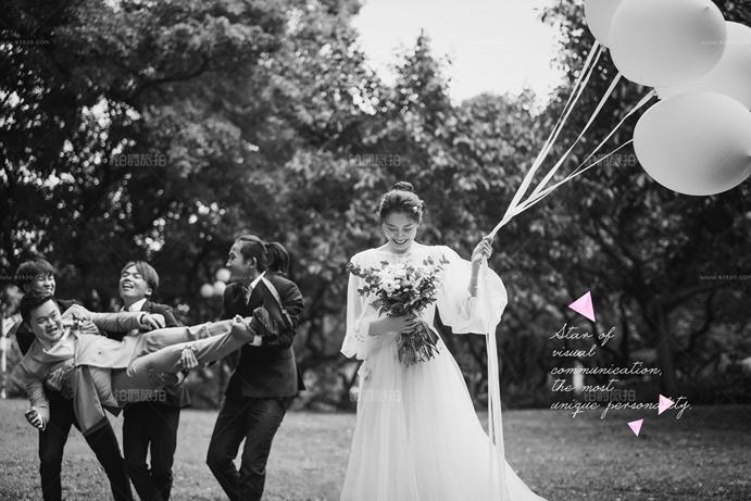 婚纱照原片为什么难看