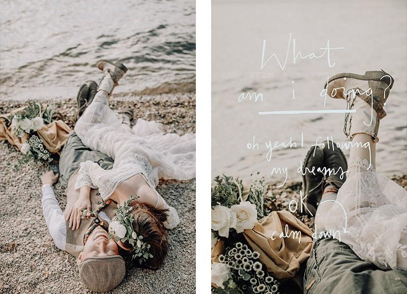 大理婚纱照浪漫拍摄之旅