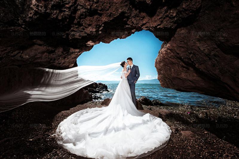 记一次完美的铂爵旅拍大理婚纱照拍摄之行