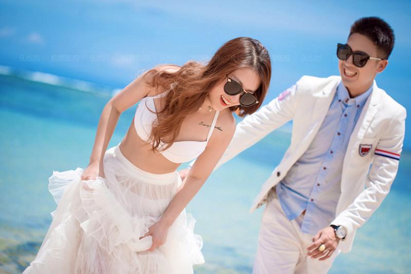 一生难忘的巴厘岛旅拍婚纱照经历