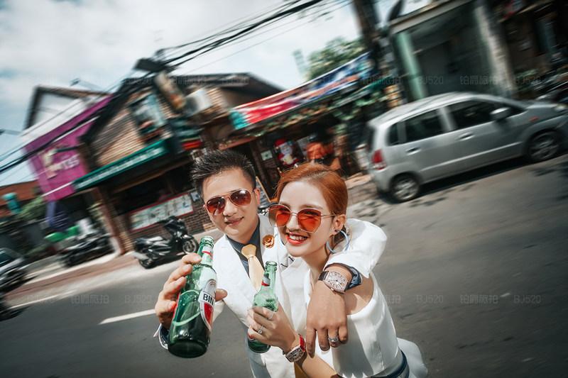铂爵旅拍巴厘岛婚纱照的完美体验