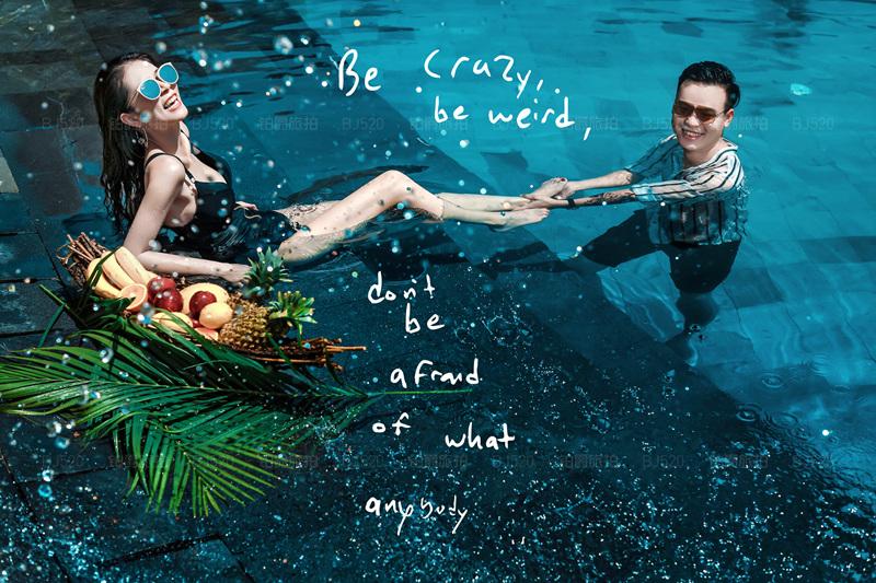 巴厘岛旅拍婚纱照的幸福记忆