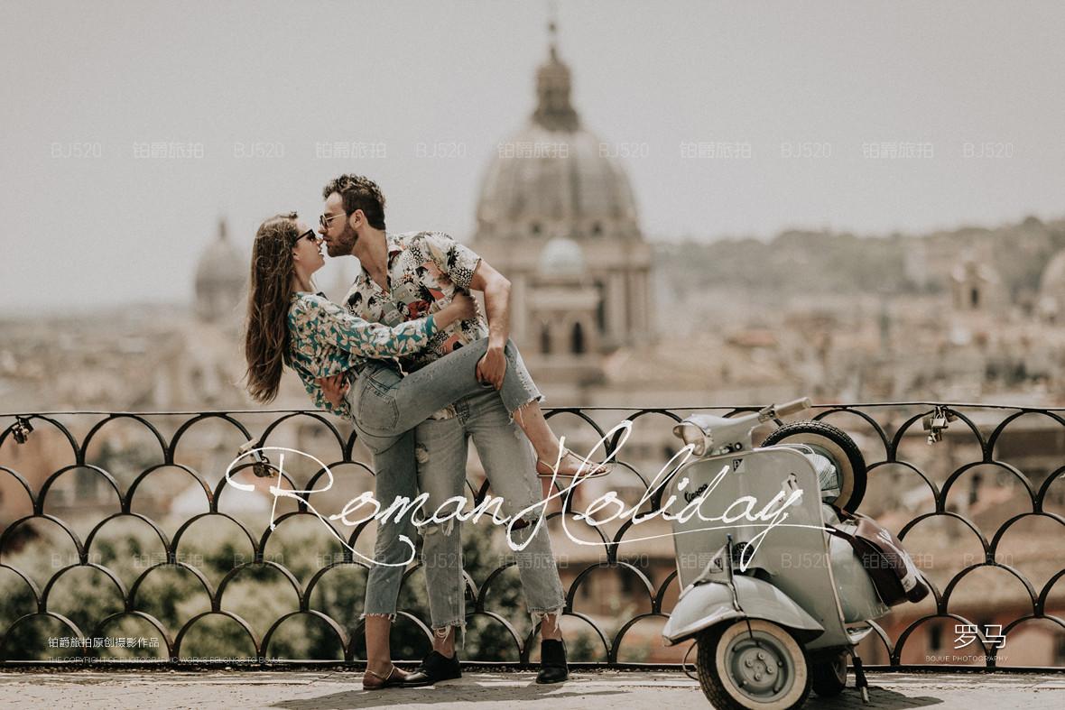 《小姐姐的花店》所在地佛罗伦萨适合拍婚纱照