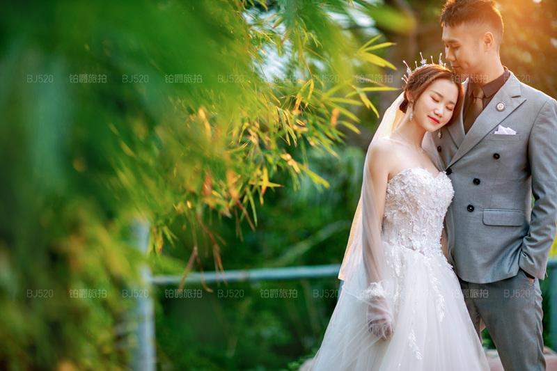 三亚旅拍婚纱照选择铂爵旅拍是最正确的决定