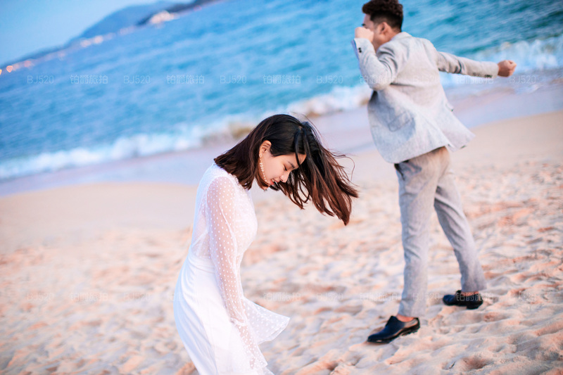 三亚婚纱摄影 一次愉快的旅拍经历