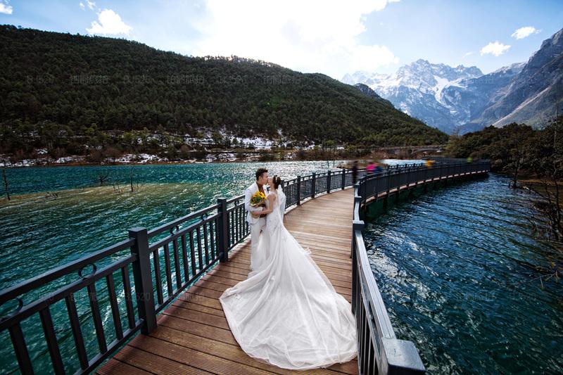 丽江旅拍婚纱摄影的惊喜体验